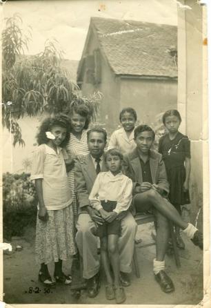 Alphonse et ses enfants