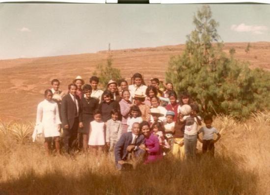 Famille Ramakilahy, Antsahadinta 1973