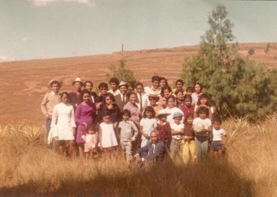 Famille Ramakilahy Antsahadinta 1973